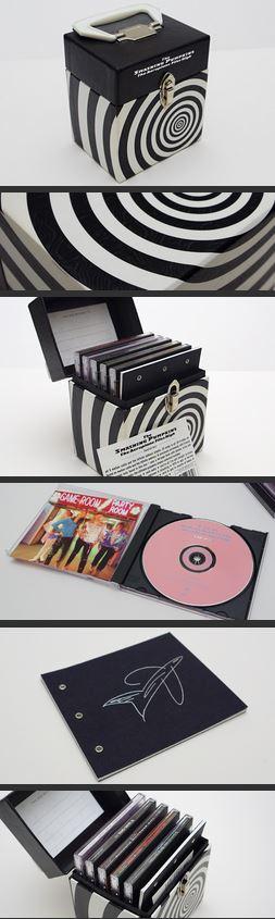 CD Verpackung Box