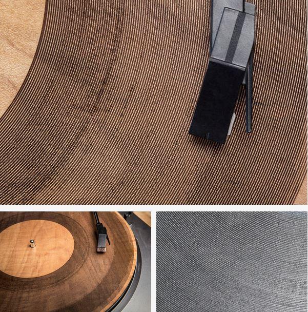 Screenshot Holz Vinyl