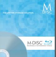 Blu-ray M-Disc