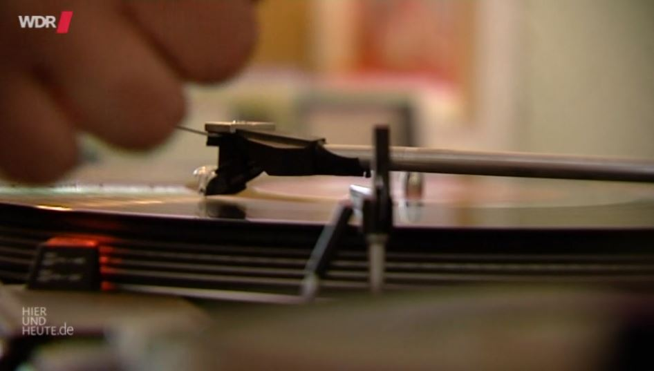 Hier und heute: Schätzchen aus Vinyl