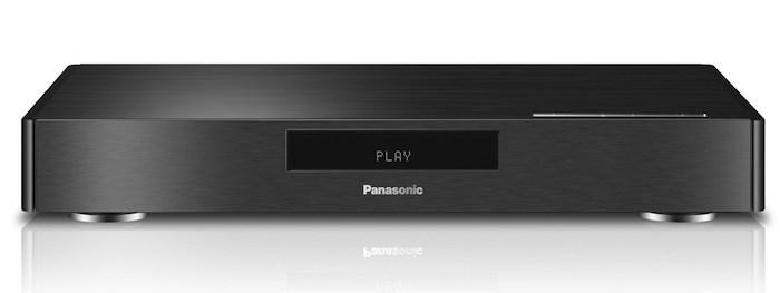 Panasonics Prototyp: Blu-ray Disc Player. Quelle: Cnet