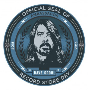 Record Store Day - Dave Grohl