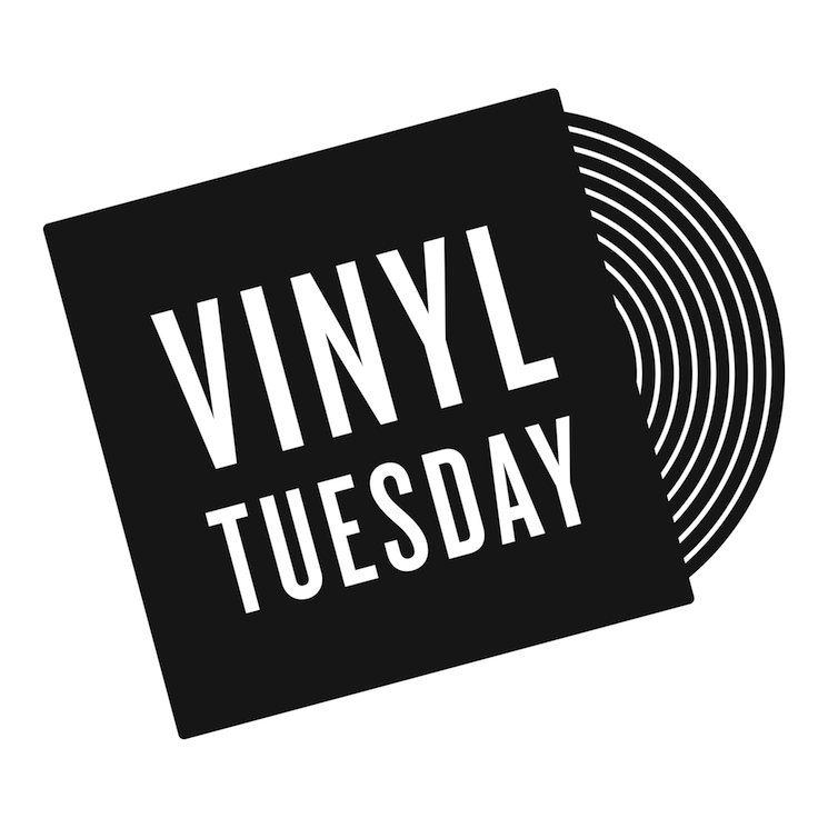 Vinyl Tuesday - Logo