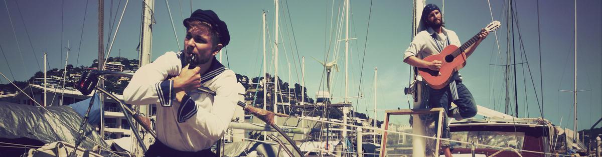 Sailing Conductors - Bild: startnext.com