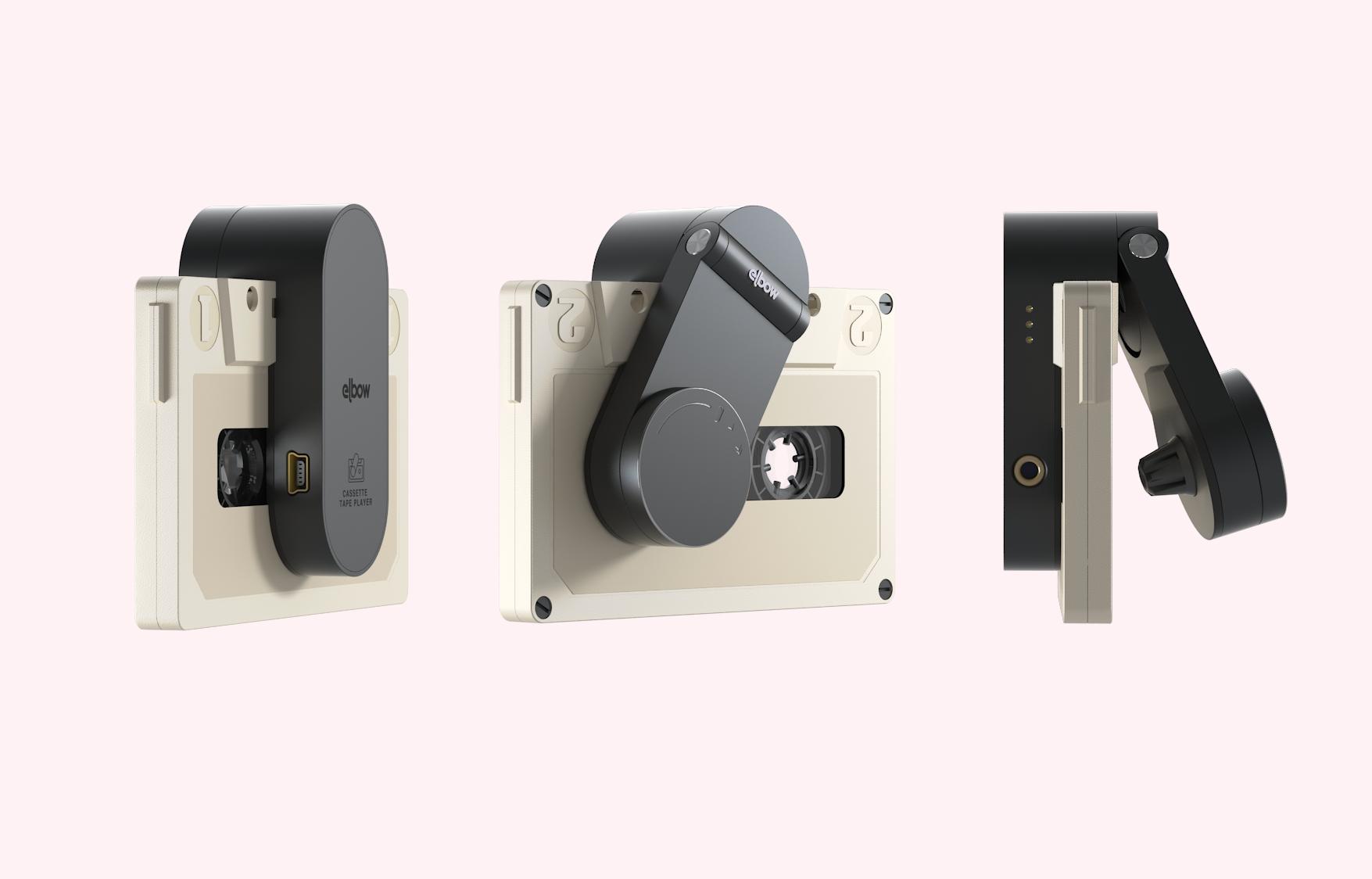 Elbow - Minimalist Cassette Player