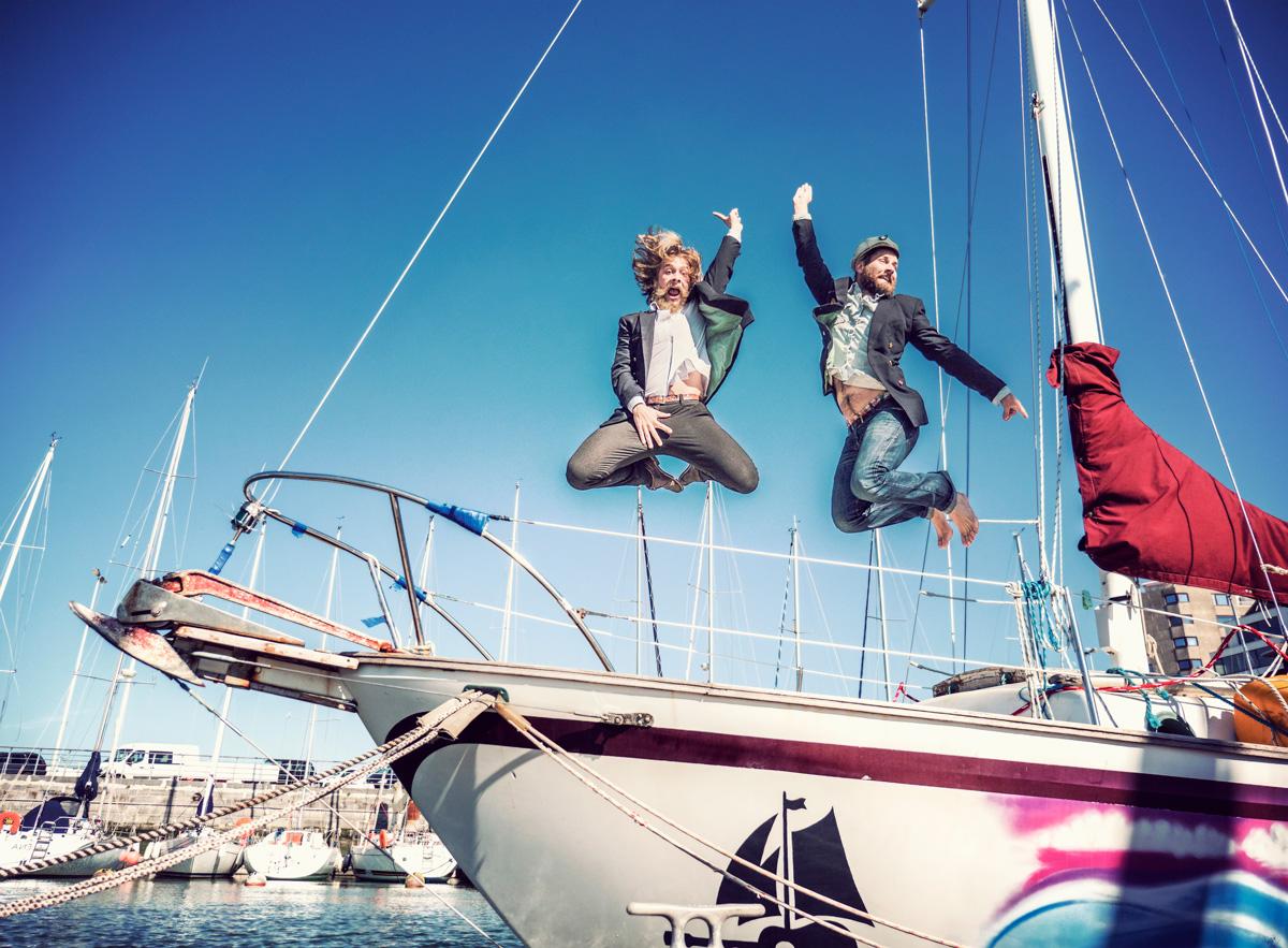 Sailing Conductors & Marianne